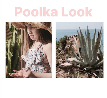 Poolka Look